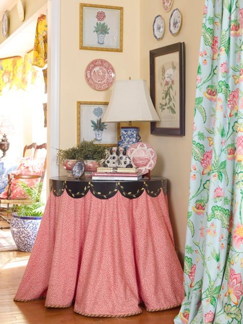 Lesley Steinberg Interiors Cottage Style Spring 2011 photos by ...