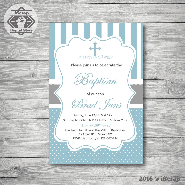 bautizo invitacin nio primera comunin bautizo invitacin de bautismo para imprimir de invitacin nio invitacin confirmacin cod02 de iscrapdesign en