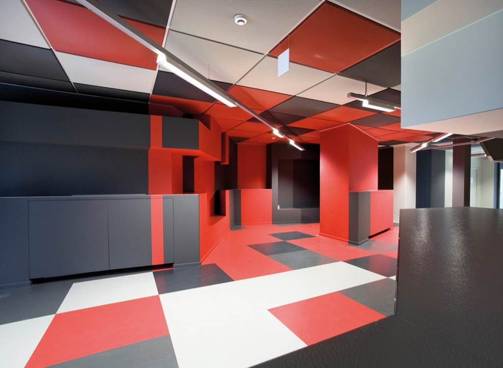Project Microsoft Innovation Center Location Mons Belgium Architect Reservoira Architectes