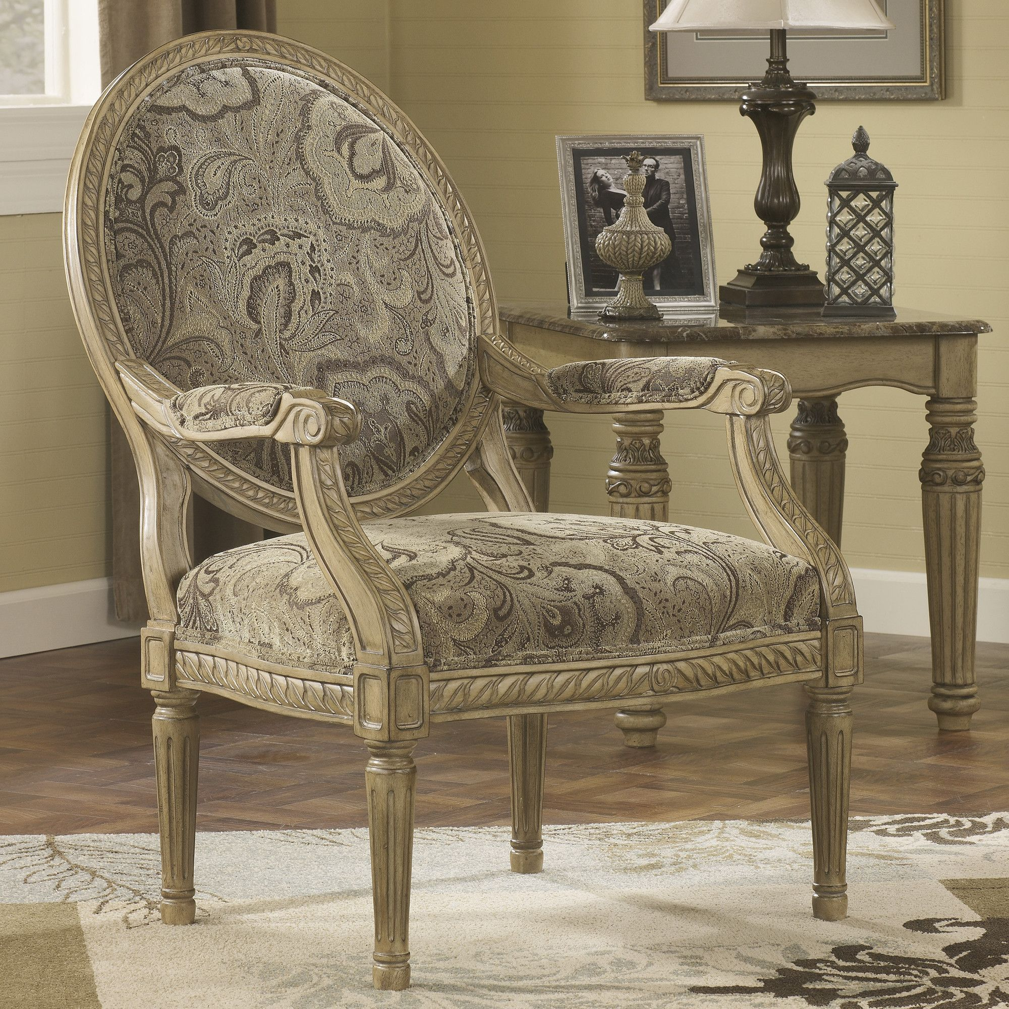 Best Signature Design By Ashley Glencoe Accent Chair Reviews 400 x 300