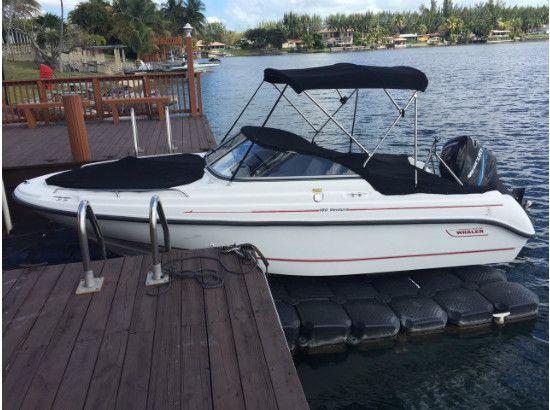 Used 2004 Boston Whaler 1870 Ventura, Miami, Fl - 33155