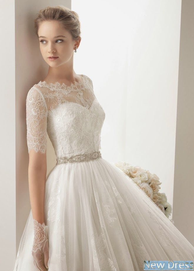 Two by Rosa Clara Wedding Dresses 2014 Bridal Collection | Wedding ...