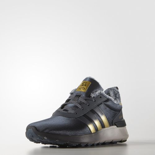 adidas Lite Racer Winter SG Shoes - Grey | adidas US