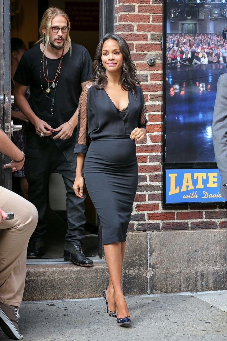 Faces Of Black Fashion This Week In Black Celebrity Style Pregnancy Maternity Zoesaldana