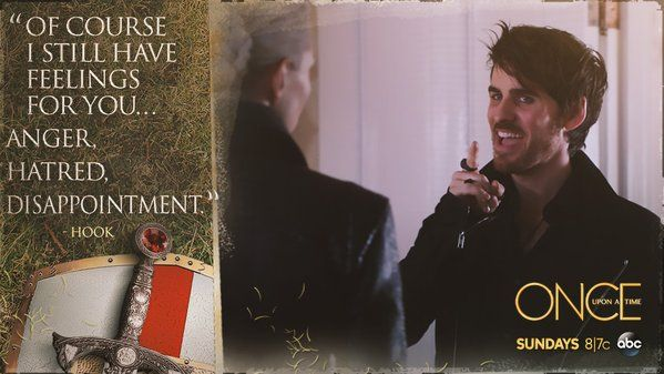 #CaptainSwan — Once Upon A Time 5x10   Twitter