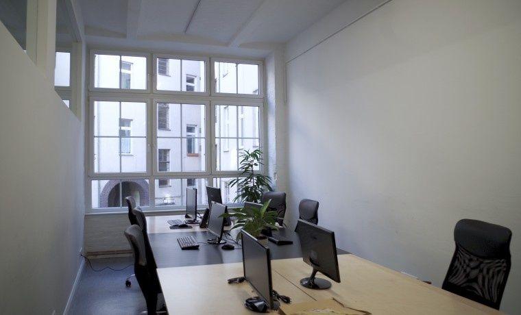 Bürogemeinschaft Berlin arbeitsplätze in cooler location mit netter atmosphäre büro