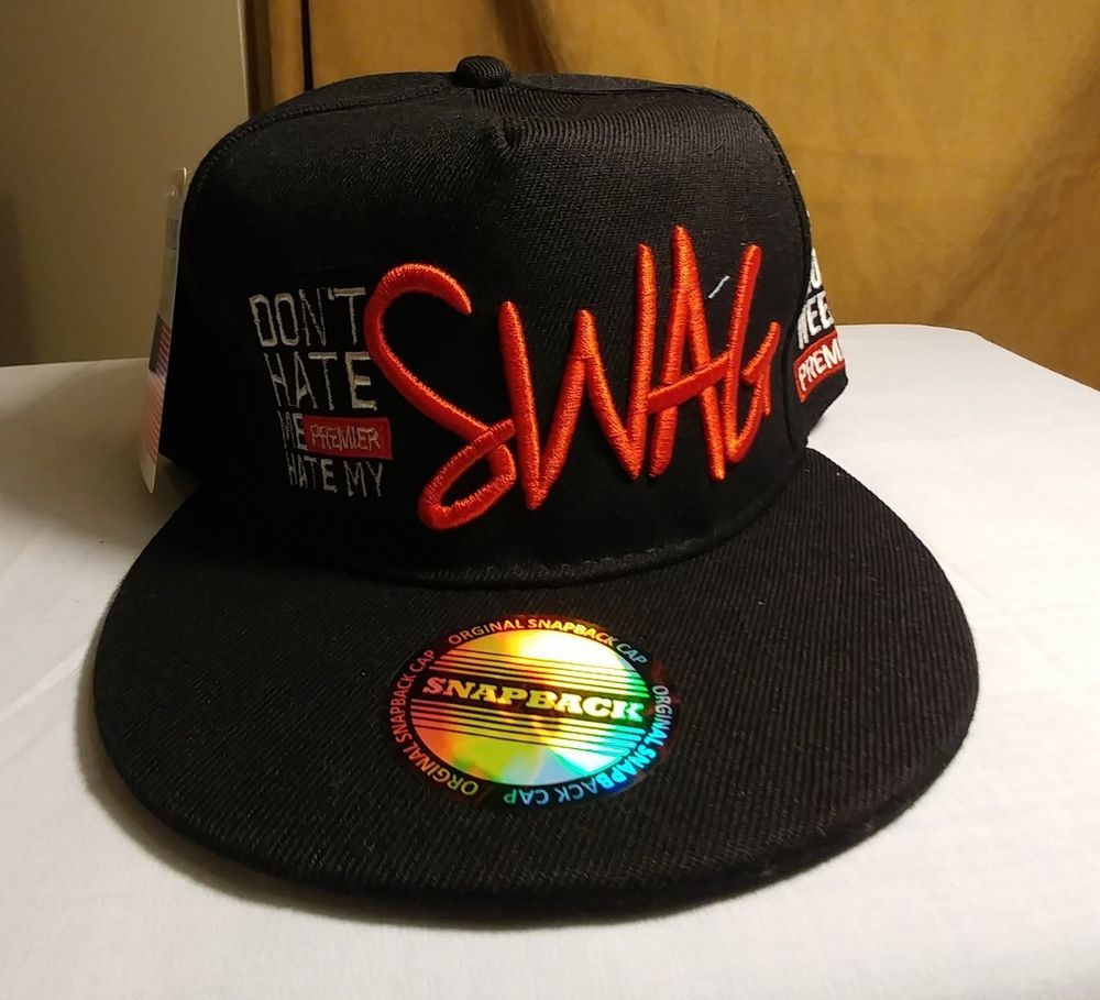 Swag Hip Hop Snapback Baseball Hat Fashion Clothing Shoes Accessories Mensaccessories Hats Ebay Link Hats Baseball Hats Snapback
