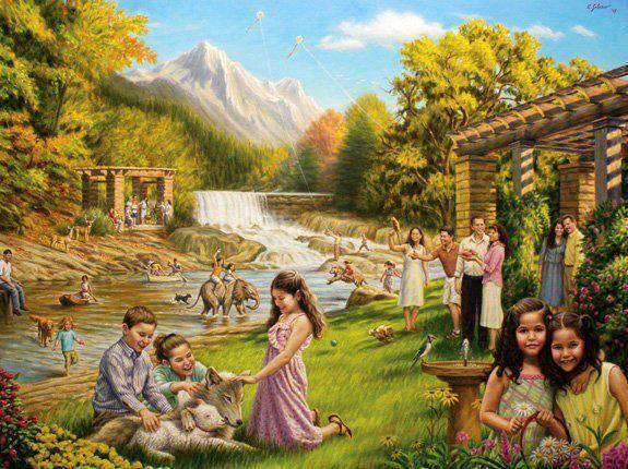 여호와의 증인 그림 - Google 검색