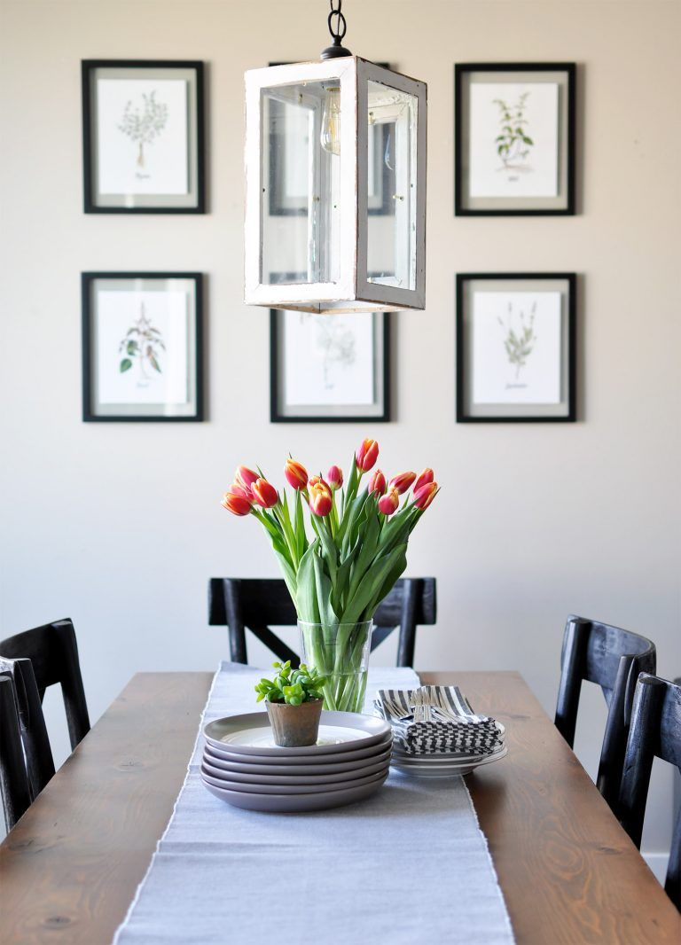 Free Set of 6 Spring Herb Printables | Decorating, Photo wall and Walls