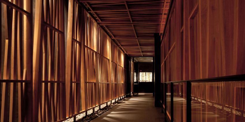 Hotel Design Bamboo Interior Design And Natural Material