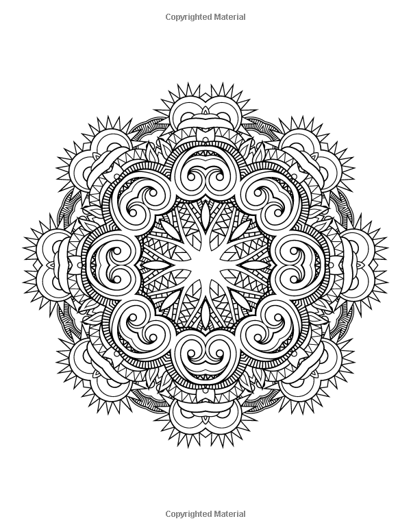 Amazon Com The World 39 S Best Mandala Coloring Book Volume 2 A Stress Management Coloring Bo Mandala Coloring Books Mandala Coloring Mandala Coloring Pages