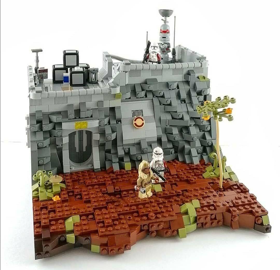 Lego Star Wars Code