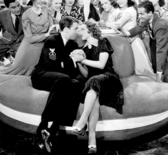 Ellie & Jimmy; Born To Dance 1936