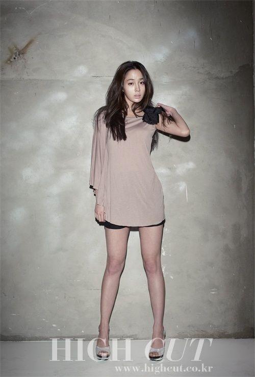Lee Min Jung for High Cut