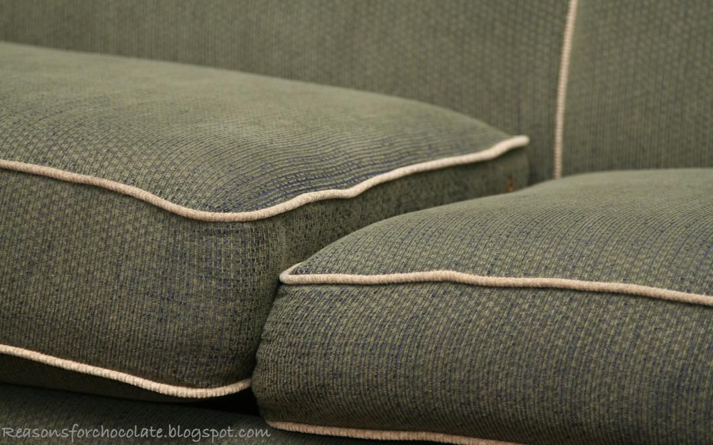 Before And After Sofa Cushion Photos A Great Picture Tutorial
