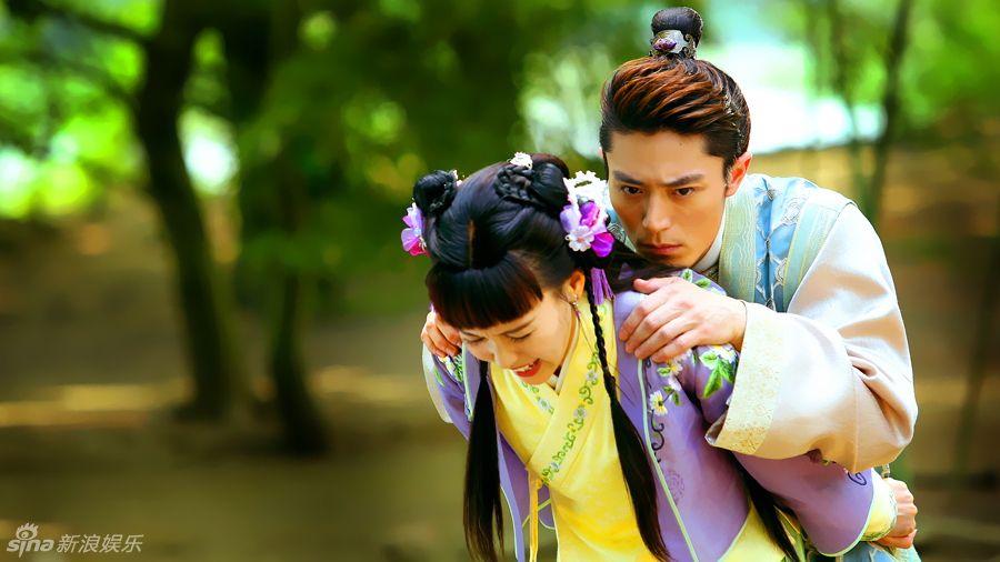Tang Yan and Wallace Huo #drama #perfect couple