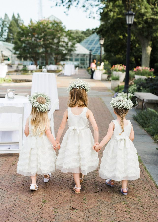 Easter Wedding Bridesmaid Ivory High Low Ruffle Gown Rose Gold Sequence Formal Photoshoot Wedding Flower Girl Toddler Baby Birthday Summer