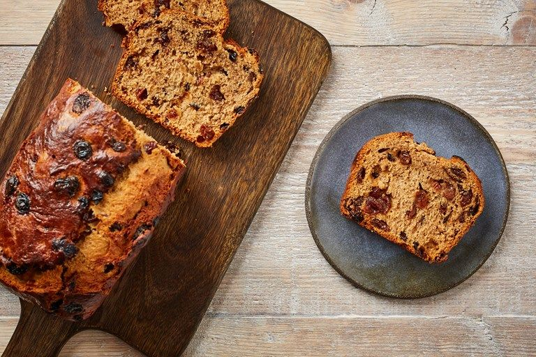 This barmbrack recipe proves how easy it is to make the ...