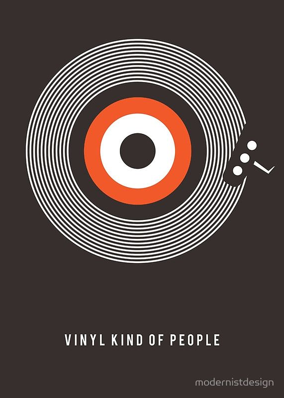 Vinyl Kind Of People Classic T-Shirt