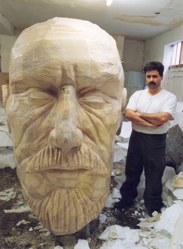 foam carving | Foam Carving | sculpture | Foam carving