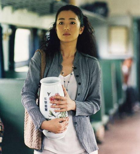 《周渔的火车》影评、观后感; Gong Li