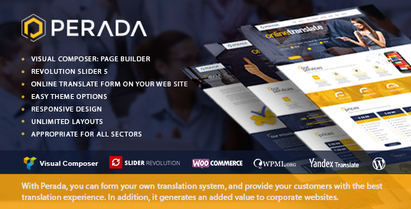 Perada - Translation Office, Online Translation Services, Agency ...