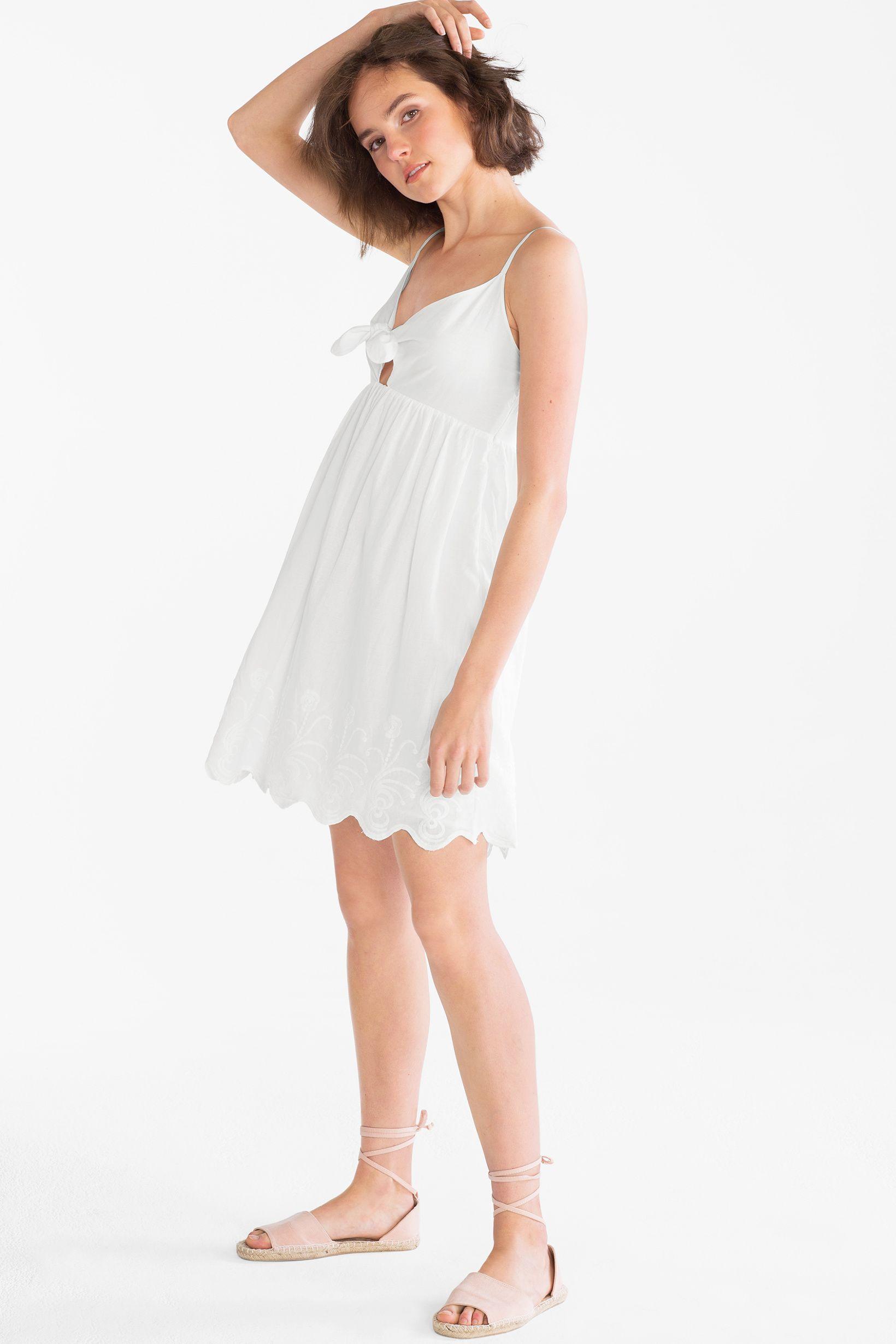Sukienka C A Dresses White Dress Flower Girl Dresses