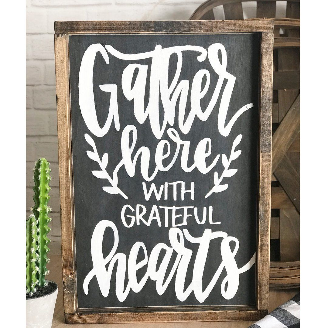 Gather Here with Grateful Hearts Grateful heart