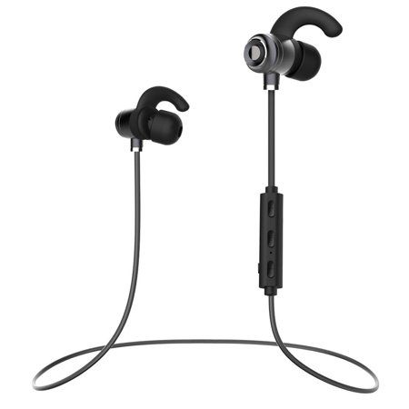 Ixir iPad Mini Bluetooth Headset In-Ear Running Earbuds IPX4 Waterproof with Mic Stereo Earphones, CVC 6.0 Noise Cancellation, works with, Apple, Samsung,Google Pixel,LG - Walmart.com