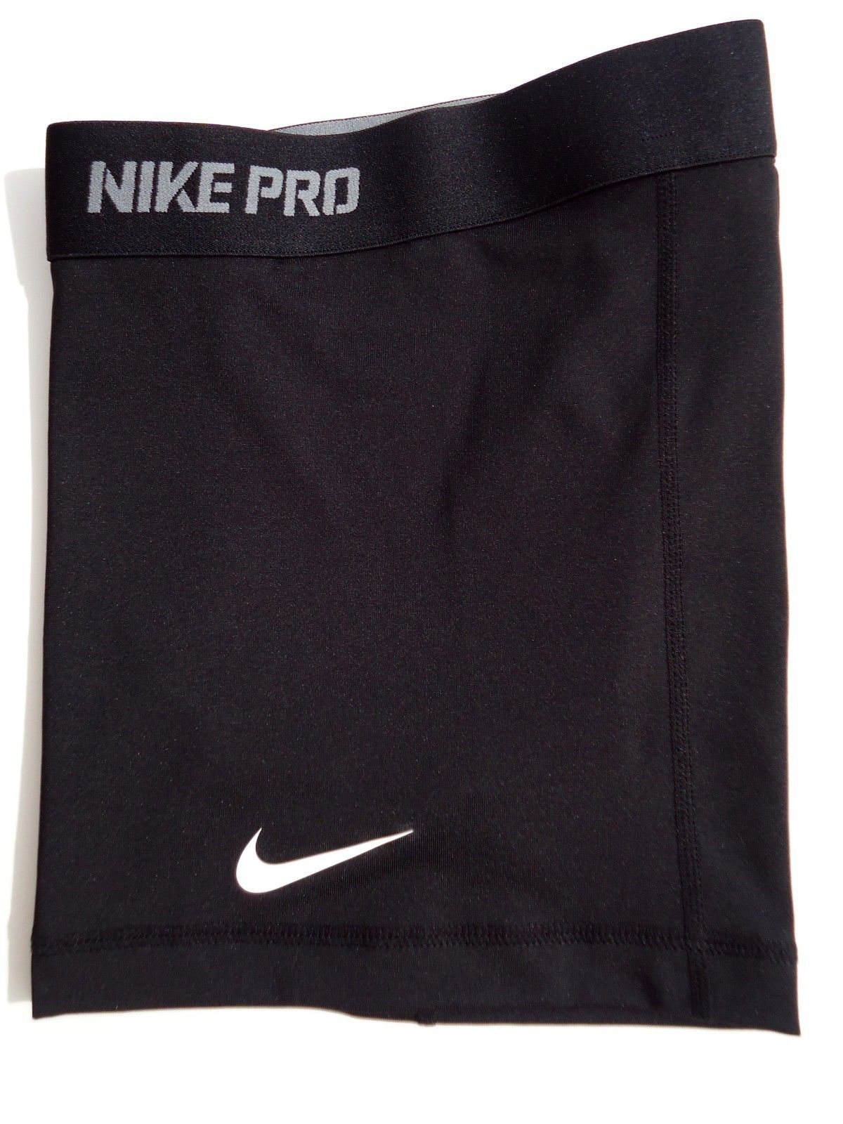 "New Black s Nike Pro Women's Dri Fit 2 5"" Compression Shorts Size Small 