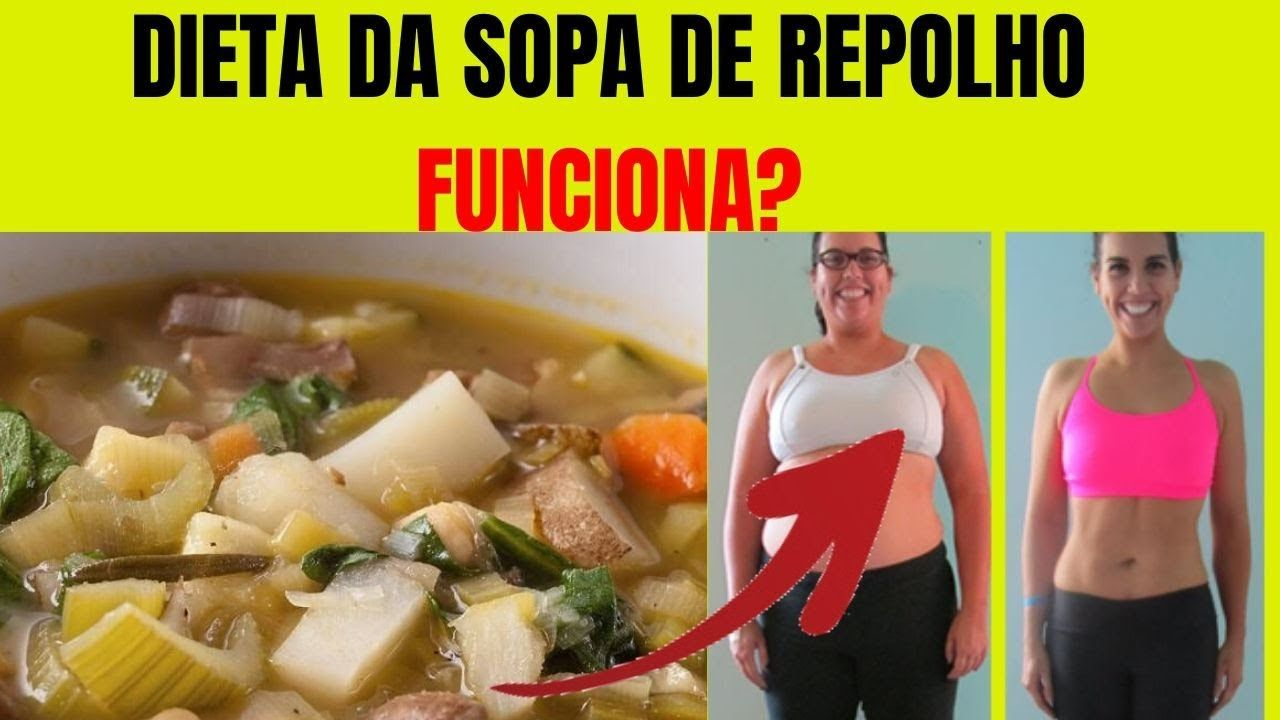 Dieta Da Sopa De Repolho Emagrece Mesmo Dieta Da Sopa De Repolho