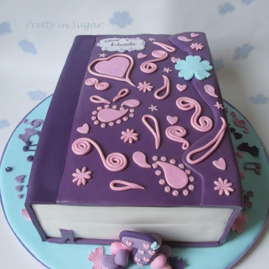 Disney Violetta´s Diary   O Diário Da Violetta. Violetta TorteKuchen RezepteTorten  DekoBackenGeburtstagstorteEssenRund Ums HausRundeKinderecke
