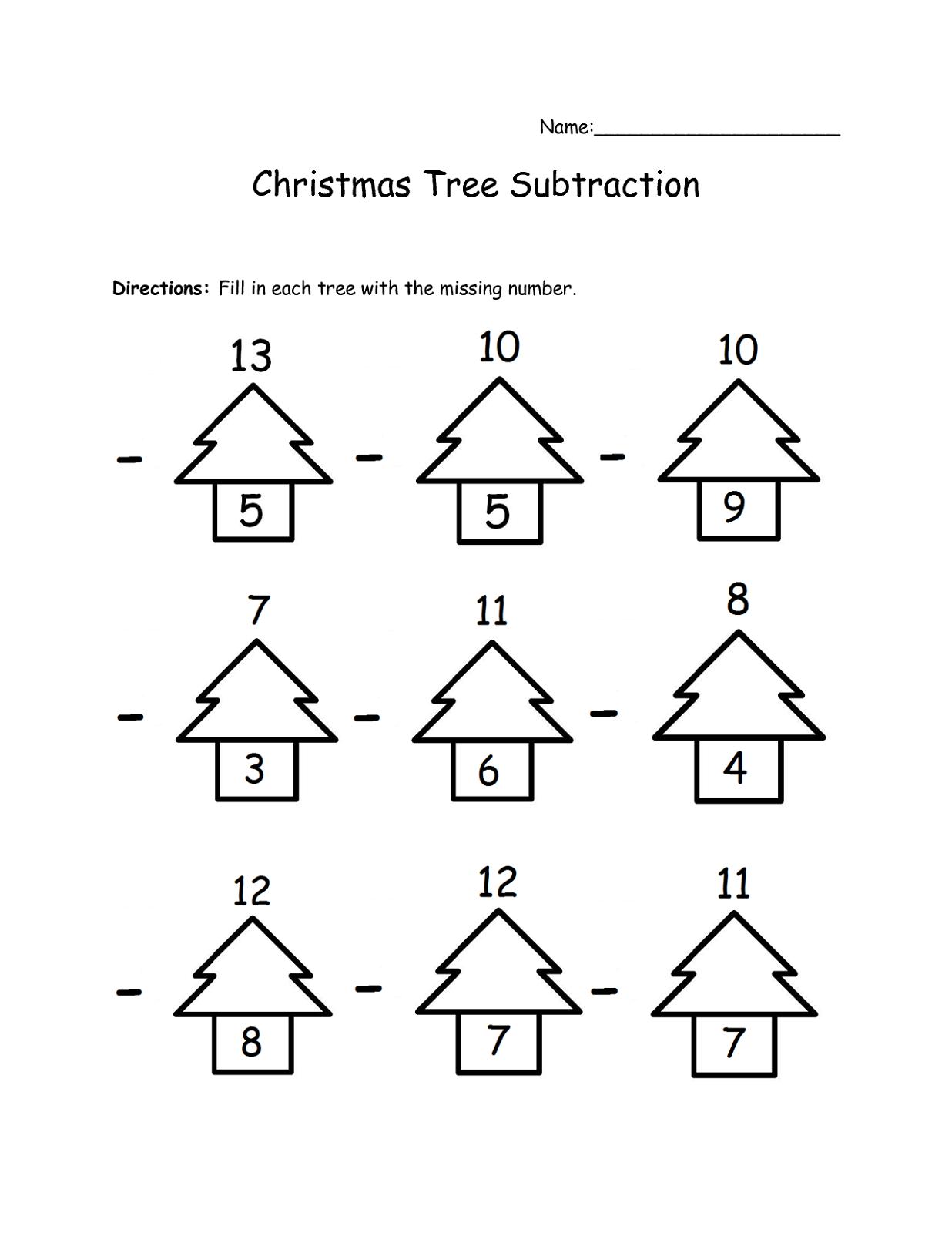3 Addends Worksheet Printable For Kids