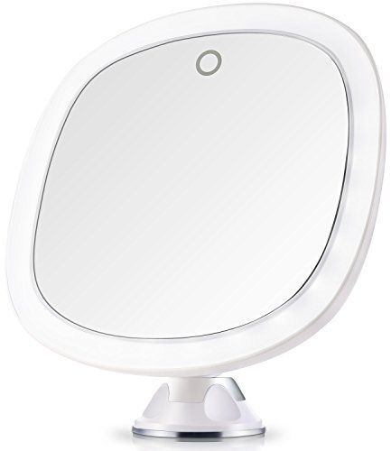 Upgraded Version Of Best Selling Travel Lighted Makeup Mirror