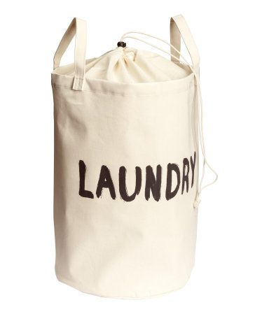 Plastic Hotel Laundry Bag With Drawstring White 100 Pack With