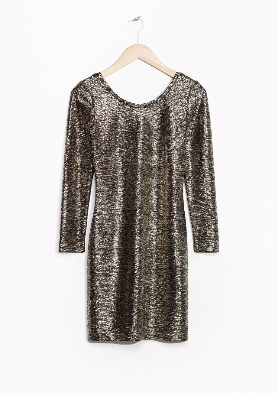 Metallic Dress And other stories