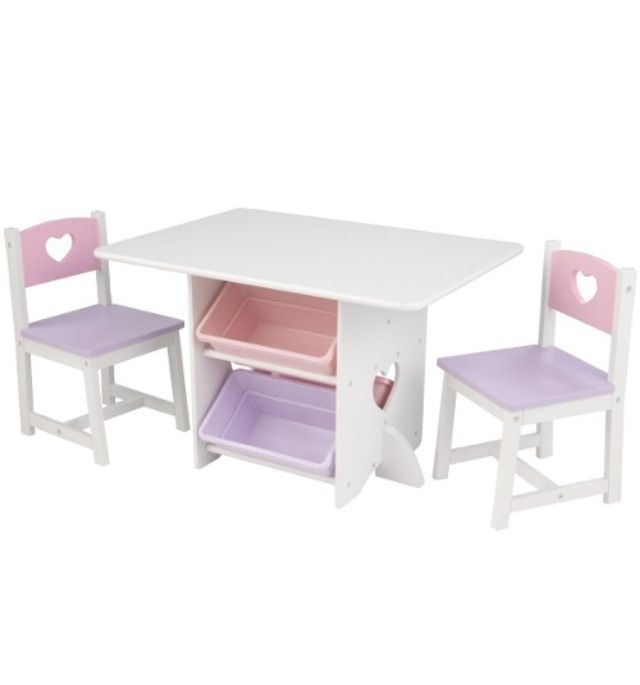 Mesa de madera para habitación de niños | Centros de mesa ...