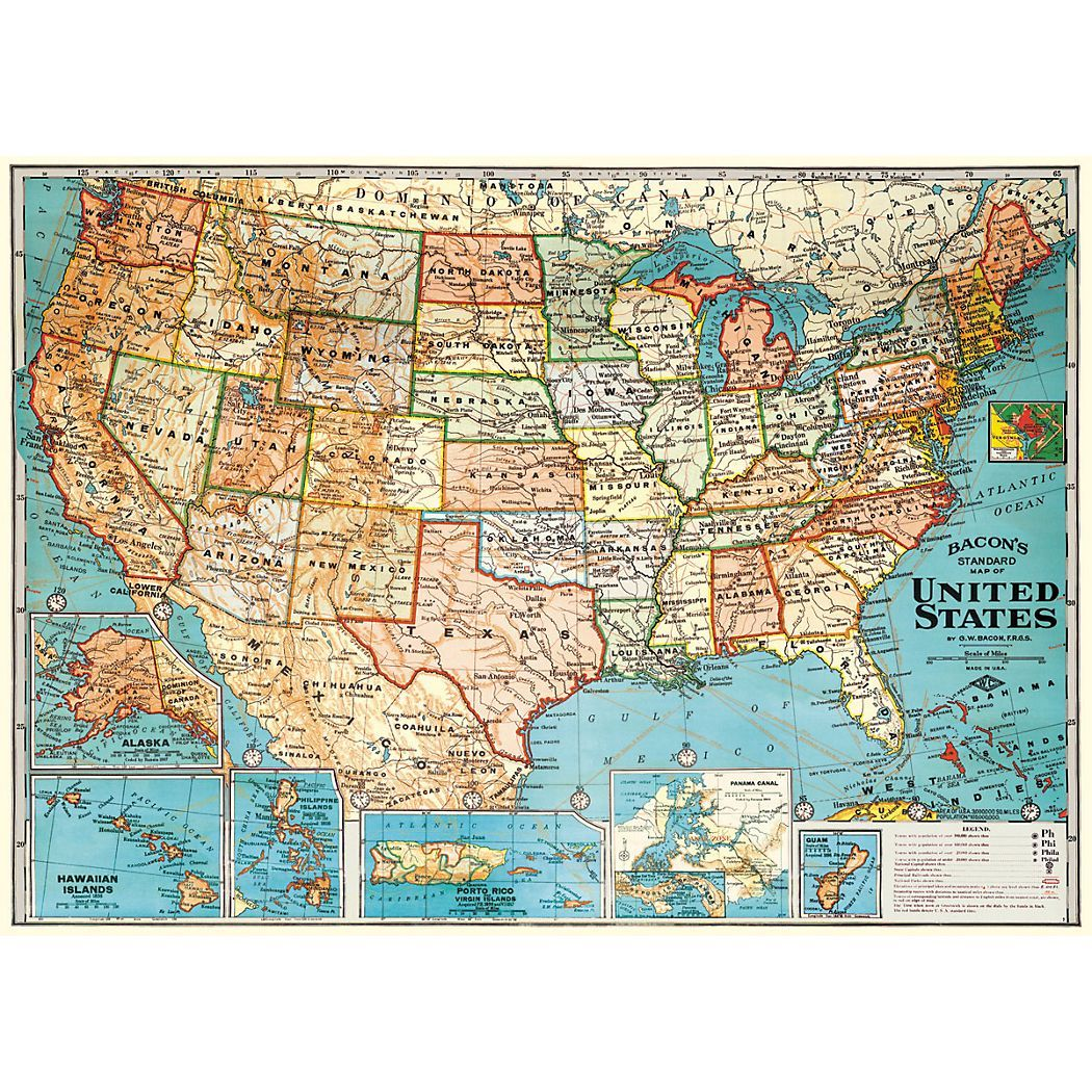 Cavallini usa map wrapping paper paperchase pinterest kurken cavallini usa map wrapping paper gumiabroncs Choice Image