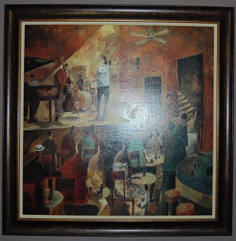 Didier Lourenco Jazz Frame in juanzo's Garage Sale in San Diego , CA for $25.