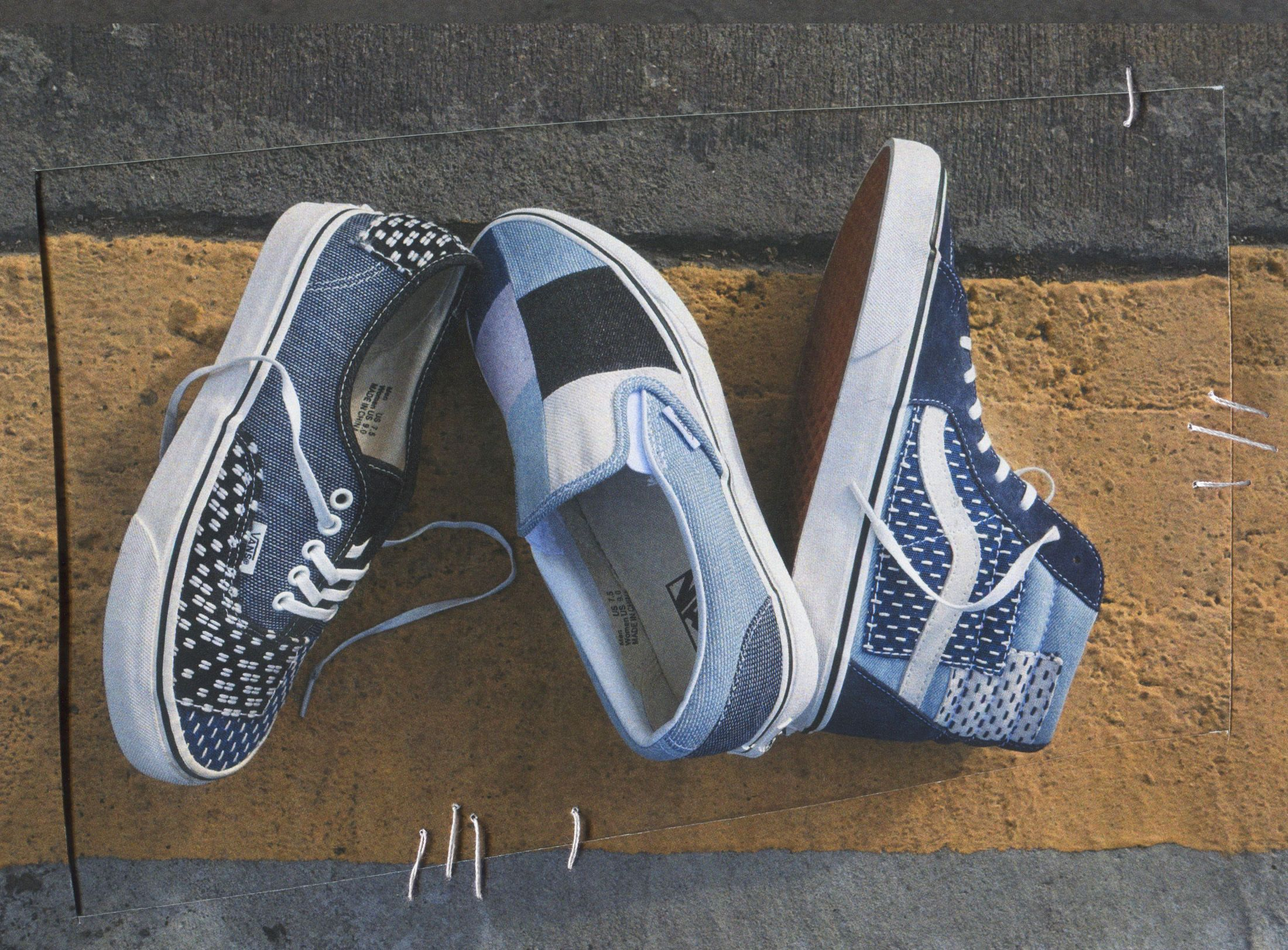 Vans UO Exclusive Authentic Patchwork Sneaker