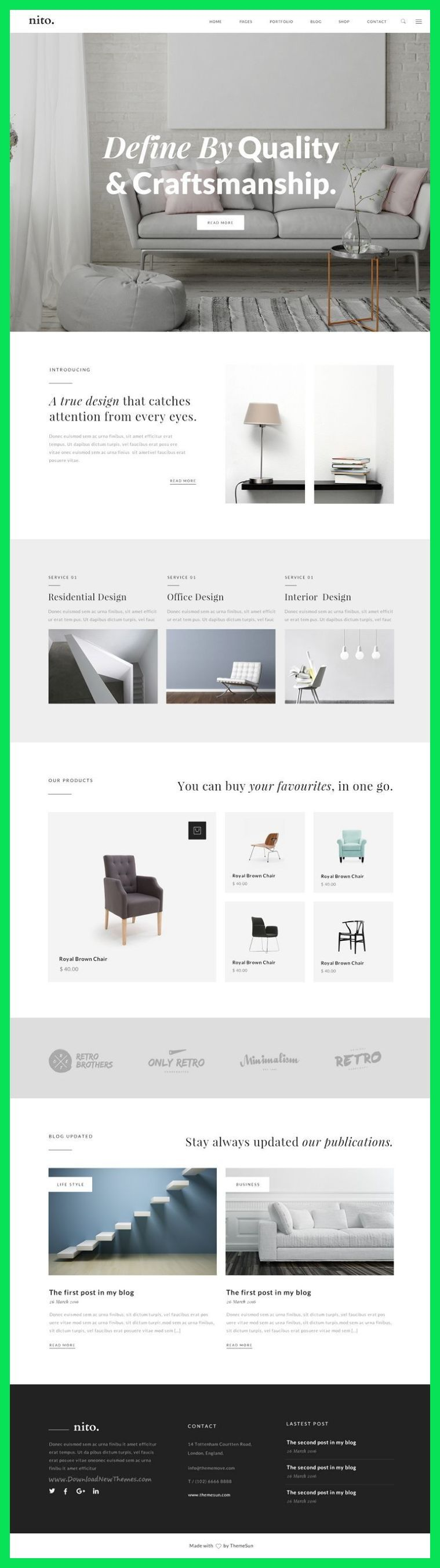The Source Of Inspiration Ecommerce Web Design Web Design Inspiration Web Design Company