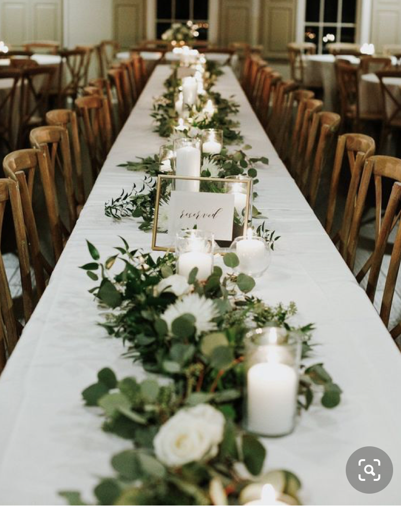 Pin by Kim Cain on Wedding Real in 2020 Greenery wedding