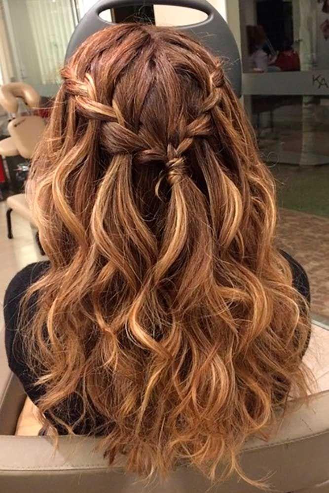 36 Wedding Hairstyles For Medium Hair Hair Styles Pinterest
