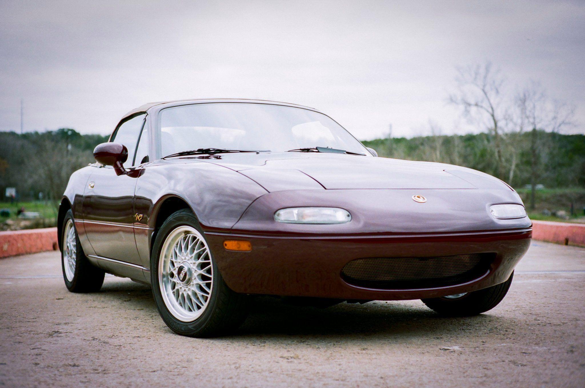 No Reserve 1995 Mazda Miata M Edition Mazda Miata Miata Mazda