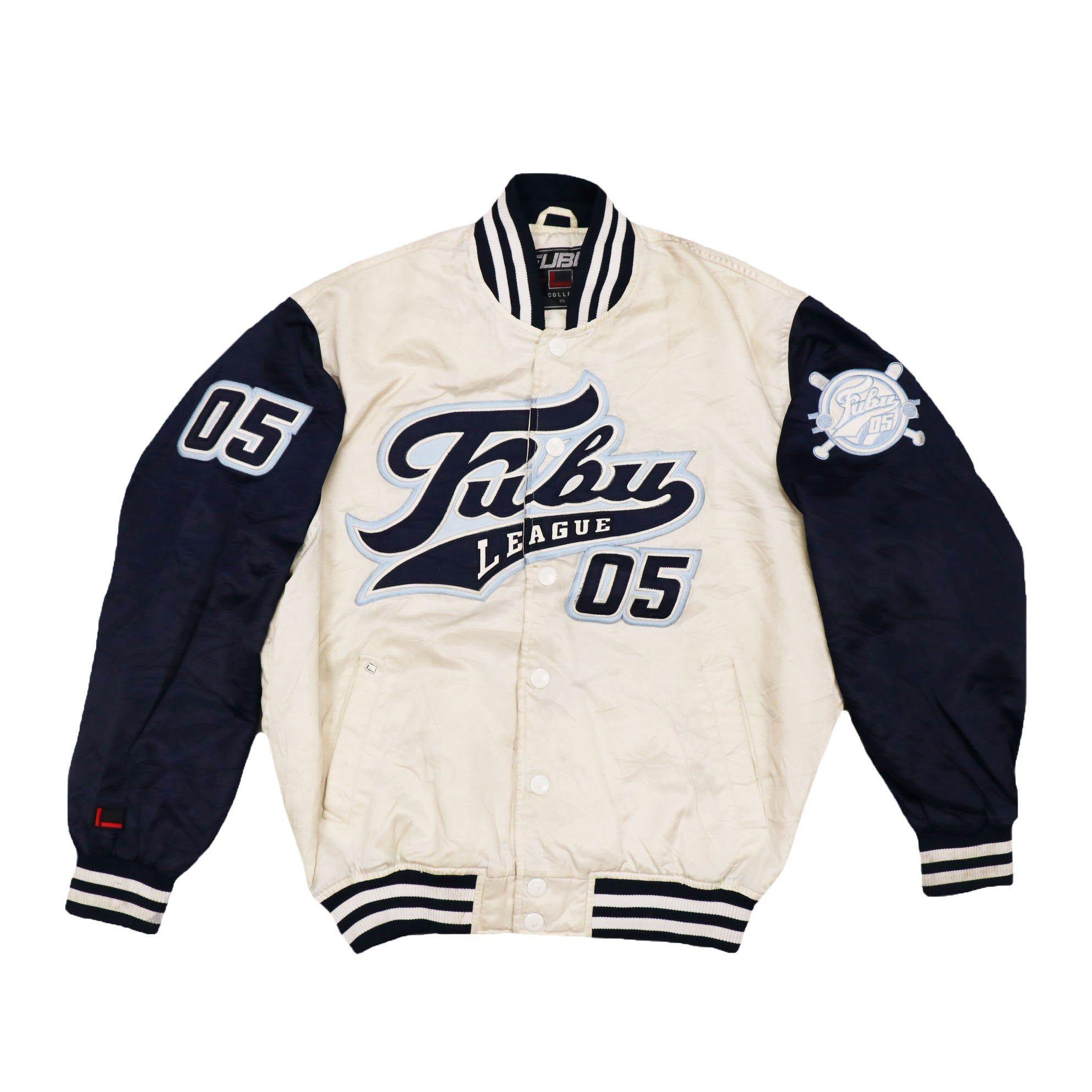 Fubu 90s Vintage Baseball Jacket Etsy Baseball Jacket Outfit Bomber Jacket Vintage Baseball Jacket