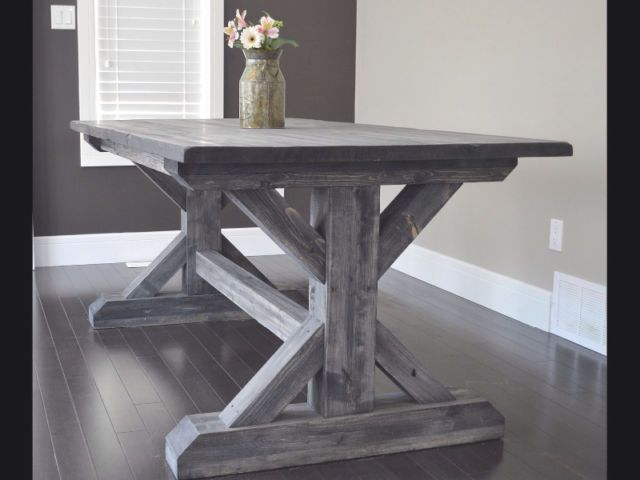 Trestle Dining Table Several Sizes Available
