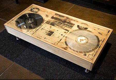 Badass Coffee Table Artistic Furniture Cool Coffee Tables