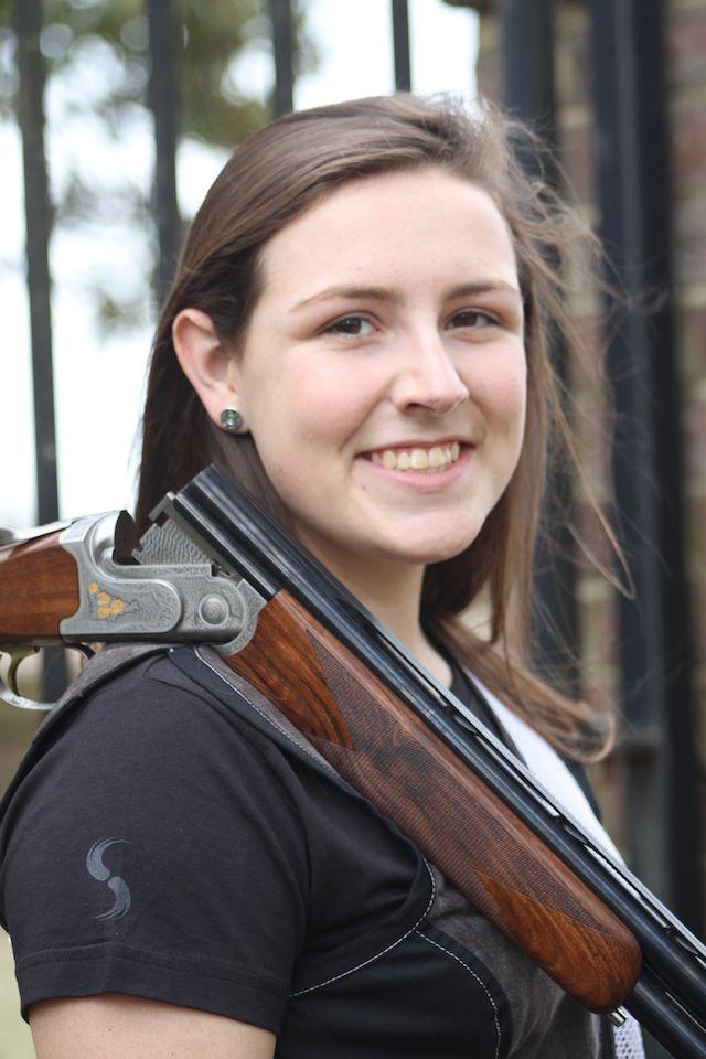 Meet SYREN shooter Courtney Jones http://www.womensoutdoornews.com/2015/03/women-of-syren-courtney-jones/ Women's shooting, shotgun for women