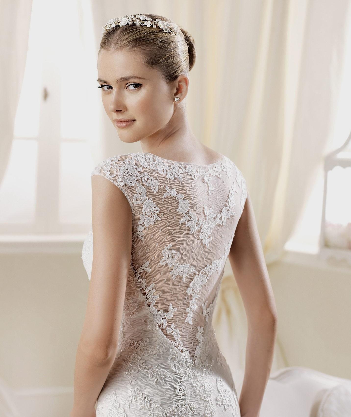 Image result for lace top wedding dresses wedding pinterest