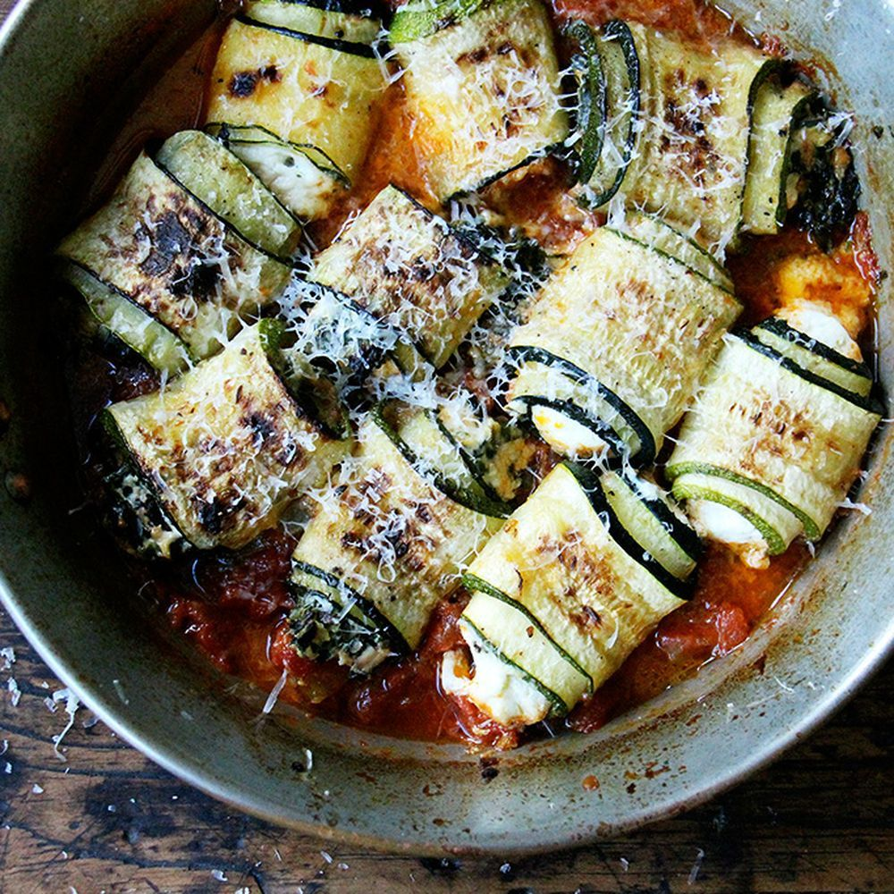 How to cook zucchini for the winter